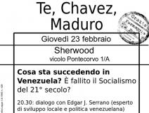 Te, Chavez, Maduro